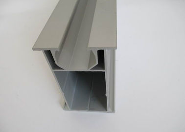 Cina Silver T6 Solar Frames Aluminum Extrusions Profile ISO9001 Certification pemasok
